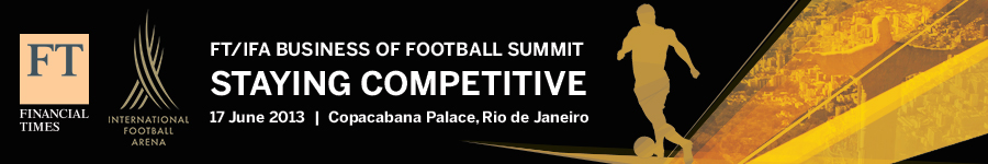 FT/IFA Business of Football Summit