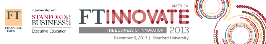 FT Innovate America: The Business of Innovation
