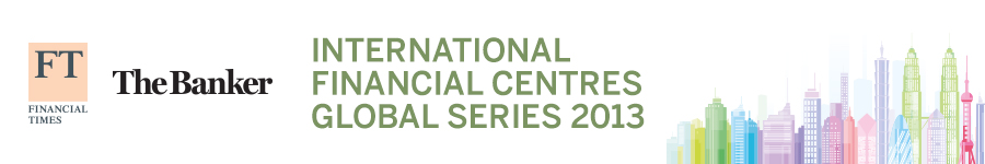 International Financial Centres Global Series 2013