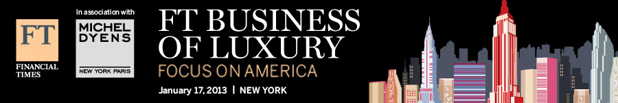 FT Business of Luxury - Focus on America